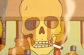 CyberDodo lutte contre la cigarette (2-35)