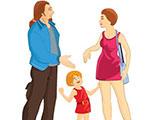 Le quiz du droit de vivre avec ses Parents (2-9)