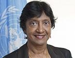 Madame Navanethem Pillay, Haut Commissaire aux Droits de l'Homme de l'ONU, 2008 - 2014