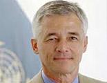 Monsieur Sergio Vieira de Mello, Haut Commissaire aux Droits de l'Homme de l'ONU, 2002 - 2003