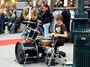Le batteur de rue