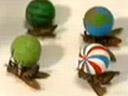 Dressage des insectes